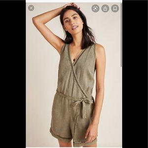 Cloth and stone for Anthropologie romper
